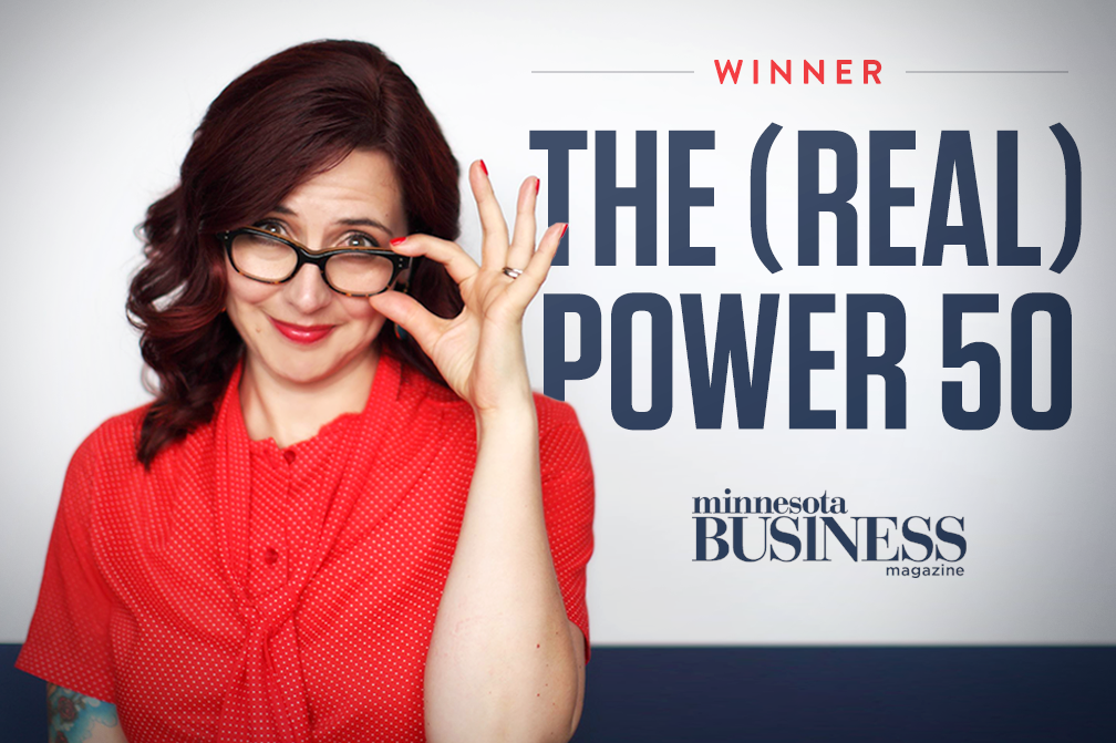 Image for Clockwork COO wins (Real) Power 50 Award