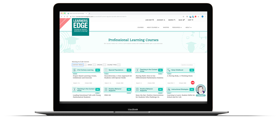Image for Giving Learners Edge a leg up in their industry